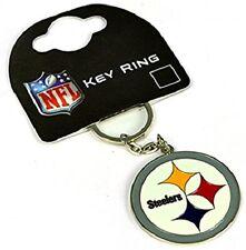 NFL Football PITTSBURGH STEELERS Metall Schlüsselanhänger Keyring