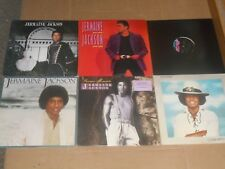 "JERMAINE JACKSON lot 6x LP 12"" come into my life PRECIOUS MOMENTS you said FIVE"