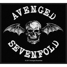 Avenged Sevenfold Men's Death Bat 2011 - WOVEN  PATCH - free shipping