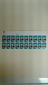 WASHINGTON STATE USA POSTAL STAMPS.  20X25 CENTS. ORIGINAL GUM. MINT NEVER...