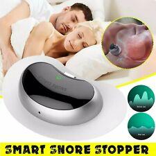 Smart Snore Stopper Anti Snore ronco Solution comfortable anti Snoring Biosensor