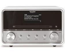 TechniSat DigitRadio 580 DAB+ UKW Internet-Stereoradio - Weiß