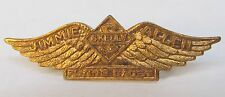 small odd JIMMIE ALLEN FLYING CADET Wings Skelly Oil radio premium by B&B