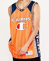 Cairns Taipans 20/21 Champion Fan Jersey, NBL Basketball
