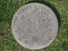 Stepping stone garden ornament (Rabbit )