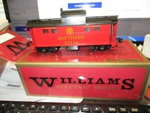 WILLIAMS SOUTHERN RED CABOOSE #1105  NIB