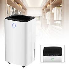 Luftentfeuchter Entfeuchter Timer Raumentfeuchter 16L für Schlafzimmer Tragbarer