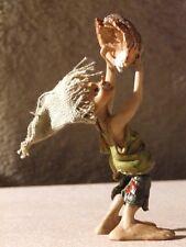 pixie,kobold,wicht,13,5cm,wichtel,waldgeister,walnuss,die feenhaften,feen,fee