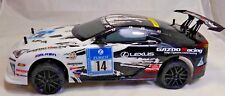 Himoto 1:10 Scale Brushless 4wd On Road Racing Lexus LFA (5101BL) - RC Car