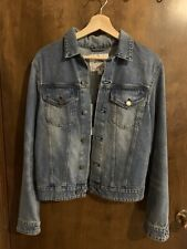 ASOS BNWT Cheap Monday Men's Denim Jacket | Size Small |