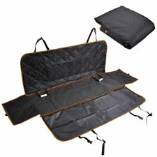 """Pet Dog Rear Seat Cover Protector Waterproof Hammock 58""""x54"""" for Car Truck SUV"""