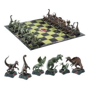 Jurassic Park Schachspiel Dinosaurs