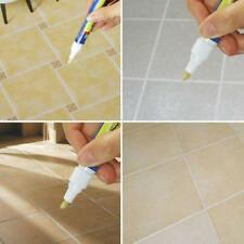 Grout Aide Tile Marker Color White Repair Wall Pen Packaging Home Decor Nice