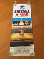 Raising Arizona French Cannes 1987 Original Movie Poster Coen Brothers