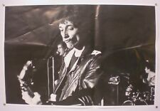 JOHNNY THUNDERS – POSTER ORIGINAL– DIARY OF A LOVER – 1983