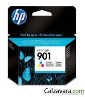 HP CARTUCCIA ORIGINALE TRICROMIA 901