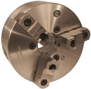 "25"" Forged GATOR Lathe Chuck 3 Jaw A2-15 Precision Steel Body 1-115-2515"