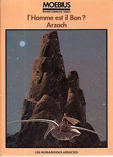 L'Homme est il Bon? Arzach di MOEBIUS oeuvres complètes tome 2, ed FRANCESE 1981