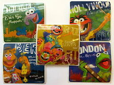 15 Muppets Most Wanted  Kermit Miss Piggy Stickers Party Favors Teacher Supply