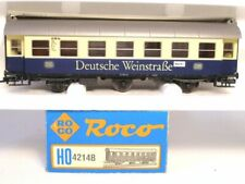 Roco 4214 B H0 3-achsiger Umbauwagen-Deutsche Weinstraße DB Epoche 4 neuwertig
