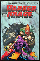 Darker Image #1 *NM Key Issue Image Comics Sealed W/card Unopened Deathblow 1993