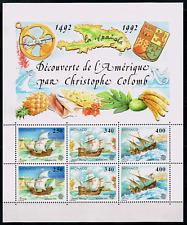 TIMBRES MONACO Année 1992 BLOC EUROPA n°57 NEUF**
