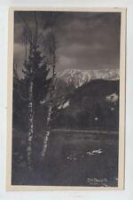 AK St. Aegyd am Neuwalde, Foto-AK 1925
