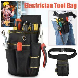 Elektriker Werkzeugtasche Handwerker Heimwerker Gürteltasche Arbeitstasche Tool