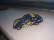 CORGI -- DIECAST MODEL FORD ESCORT DUCKHAMS LIVERY RACE CAR