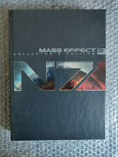 Mass Effect 3 Limited Collectors Guide  - English - Prima - Very Good