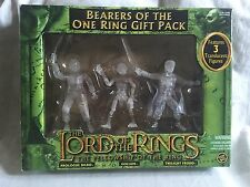 ~ LORD OF THE RINGS ~ Bearers Of The One Ring GIFT SET ~ NEW IN BOX ~ TOLKIEN ~
