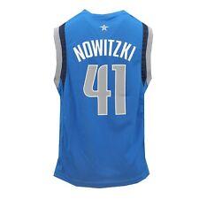 d17ef1d6de0 Dallas Mavericks Dirk Nowitzki adidas Youth NBA Revolution 30 Jersey
