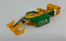Tyco Benetton F-1 Indy Body 6 Elf Prince Yellow Green 440 Narrow