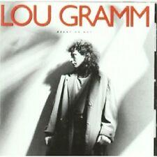 LOU GRAMM - READY OR NOT  CD NEU