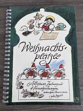 Backbuch - Weihnachtsplätzle
