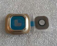 Cámara Lente Cristal Leva Cubierta De Marcos Samsung Galaxy S6 G920F