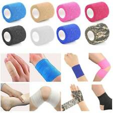 Cute Self-adhesive Hand Foot Bandage Wraps Elastic Adhesive First Aid Tape Patch