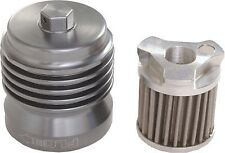 FLO Spin On Stainless Steel Oil Filter PC Racing  PCS2