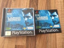 "PS1:          LARGO WINCH     ""COMMANDO SAR ""            PAL"