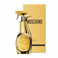 Moschino Fresh Gold 100ml Eau De Parfum Spray For Women Edp Free P&P