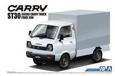 Aoshima 1/24 Scale The Model Car(79)Kit Suzuki ST30 Carry Panel Van Truck '79