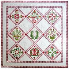Simply Baltimore Applique BOM Come Quilt Quakertown Sue Garmen 10 Pattern Set