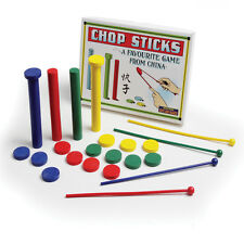 NEW CHOP STICKS TRADITIONAL GAME OF DEXTERITY FROM CHINA RETRO HOM