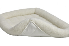 Midwest Quiet Time Pet Bed Cat or Dog Fleece Soft Mat Crate House Winter Warm