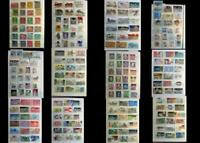 United States US Stamp Collection, Free Shipping, All The Stamps Are Different