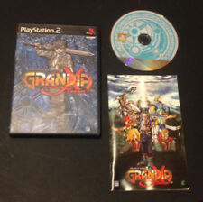 Grandia Xtreme Play Station 2 PS2 GUIA GUIDE jap
