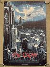 The Crow Brandon Lee James O'Barr Movie Poster Mondo Art Print Chris Skinner