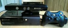 Micros Xbox 360 E  4Gb System Console + Kinect + Power Cord/1 Wireless controler