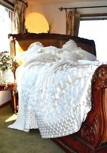 Soft Surroundings Adagio Comforter Ivory King