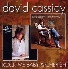 Cherish/Rock Me Baby by David Cassidy (CD, Jul-2012, 7T's)